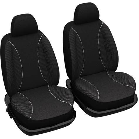 jeu de housses universelles 2 sièges avant voiture norauto
