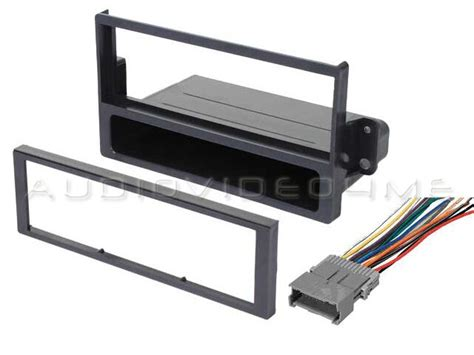 Saturn Radio Stereo Installation Dash Kit