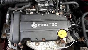 Vauxhall Corsa C Z12xe 1 2 Petrol Engine 2004