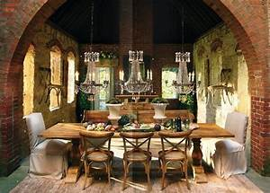 Arhaus Furniture Catalog An Eclectic Dining Room