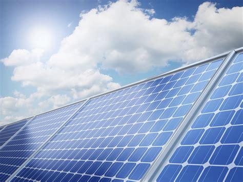 solar panel components   sun shines master