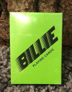 − + add to cart. Billie Eilish Playing Cards - Sold Out *rare* Collectible Blohsh   eBay