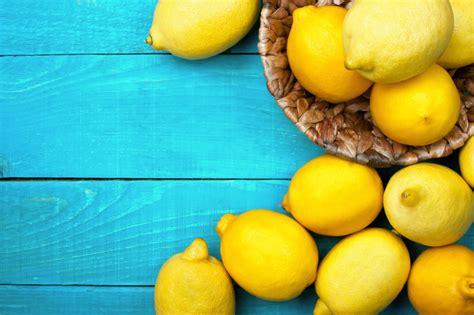 cuisine anti cholesterol le citron l aliment miracle article la marne