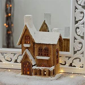Weihnachtsbeleuchtung Innen Fenster : led weihnachtsbeleuchtung innen weihnachts haus mit led beleuchtung warmwei fenster deko ~ Orissabook.com Haus und Dekorationen