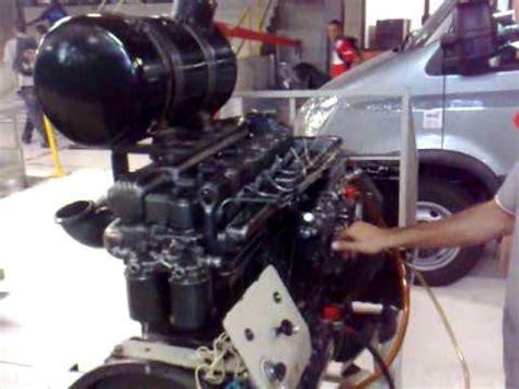 motor diesel mwm serie 10 6 cil youtube