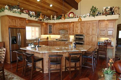 perfect red country kitchen cabinet design ideas for kitchens rustic contemporary kitchen natural kitchen