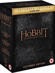 The Hobbit Trilogy Extended Edition Dvd Zavvi Com