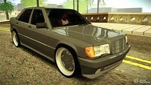 Mercedes 190 Amg : mercedes benz 190e 3 2 amg for gta san andreas ~ Nature-et-papiers.com Idées de Décoration
