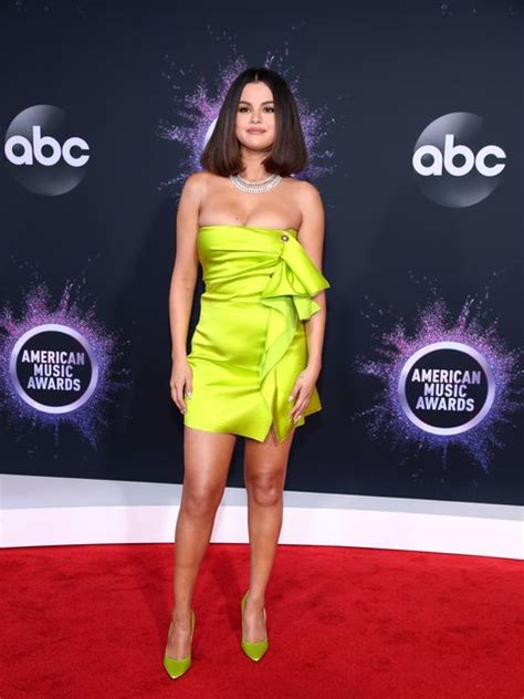 selena gomez wore  outfits   american