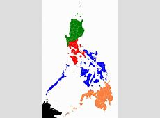 Super regions of the Philippines Wikiwand
