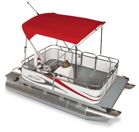 Mini Boat Manufacturers by Mini Pontoon Boat Gillgetter Pontoons Mini Compact Or