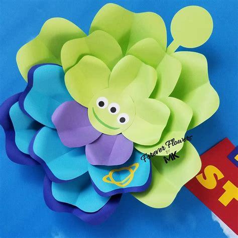 Oooooooh 👽 #alien (con imágenes) Manualidades Flores