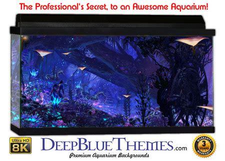 fantasy aquarium backgrounds deepbluethemescom