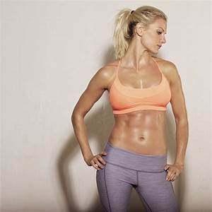 The Secret To Visible Abs  Work Hard