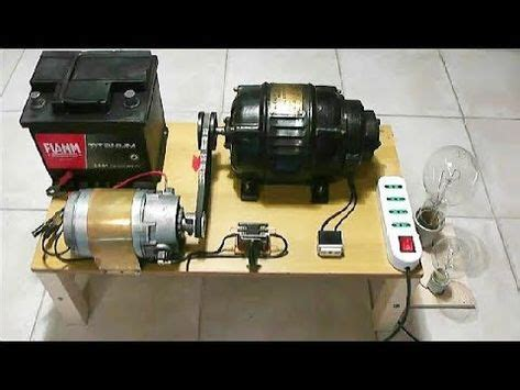 Home Wiring For An Electric Car by How To Make Free Energy Generator 220v From Washing