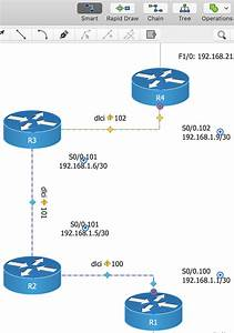 Creating A Cisco Network Diagram