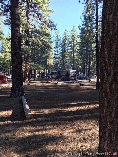 campground   lake south lake tahoe california