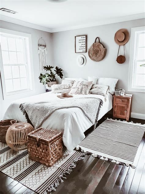 home decor edition boho chic bedroom makeover wander  luxe