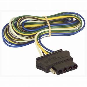 Ets U00ae 5 - Way 60 U0026quot  Car End Cable Connector
