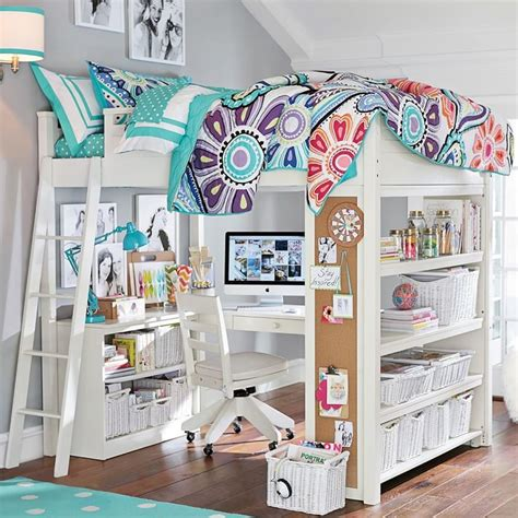 size metal loft bed with desk bunk beds with desk for bunk bed with desk