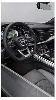 Leader of the Q Pack - 2019 Audi Q8