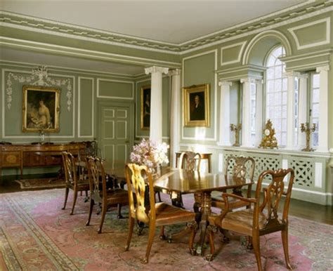 dining room    south west corner showing