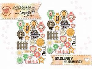 Meine Kleine Farm : ephemera pack die cuts meine kleine farm ~ Watch28wear.com Haus und Dekorationen