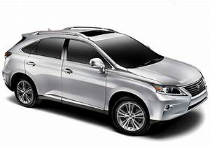 Lexus 2015 Rx 350 Manual
