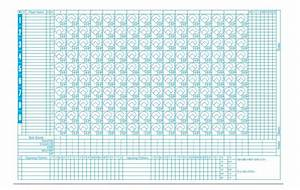 30 printable baseball scoresheet scorecard templates With baseball box score template