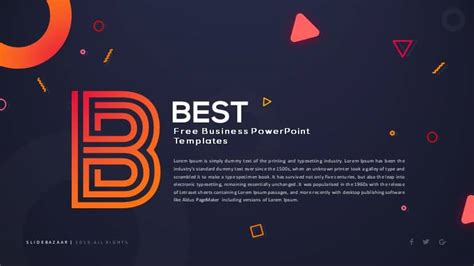 business powerpoint templates business