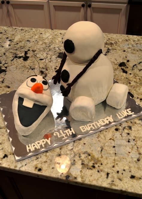 search results template olaf cake topper   hair style