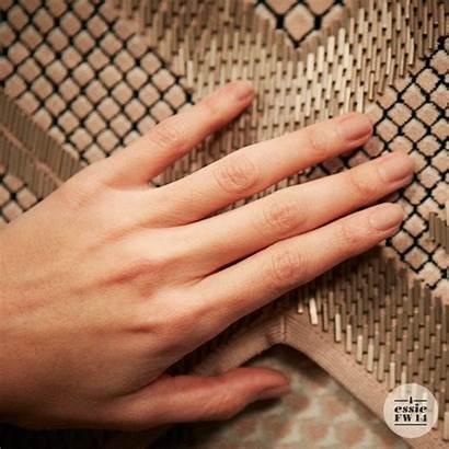 Essie Nails Matte Alexander Goes Wang Nail