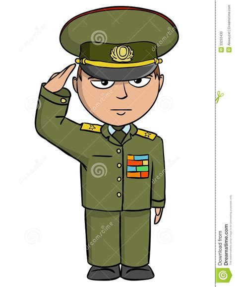 animated clipart soldier saluting collection