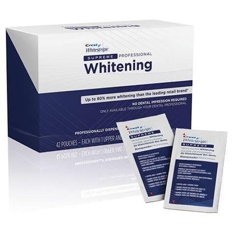 crest whitestrips supreme review professional crest whitestrips supreme
