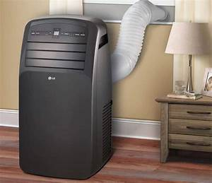 Wheeled Winter  The 5 Best Portable Air Conditioners