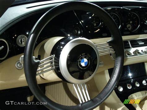 2001 Bmw Z8 Roadster 2001 Bmw Z8, Black / Black/beige