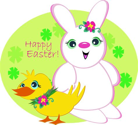 Animated Easter Bunny Wallpaper - happy easter images 9to5animations