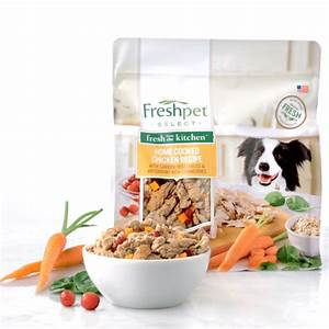 new recipe fresh from the kitchen freshpet With freshpet dog food