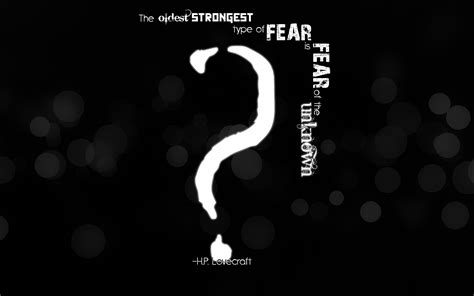 Fear Wallpaper And Background Image