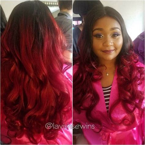 18 Inch Sew In Hairstyles by Cistim Color Frontal Sew In Install Using Vipextensionbar