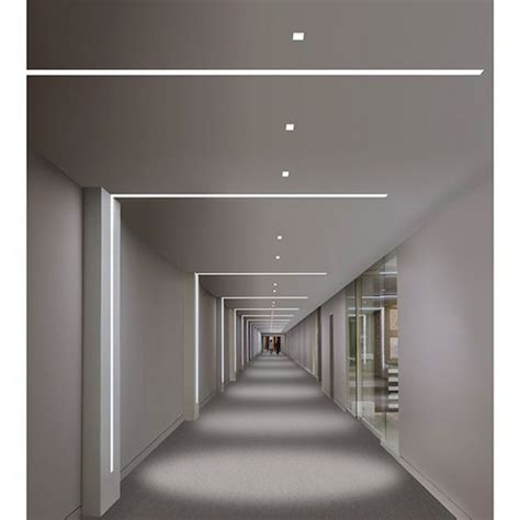 Led Streifen Decke by Recessed Ceiling Led Profile For Led
