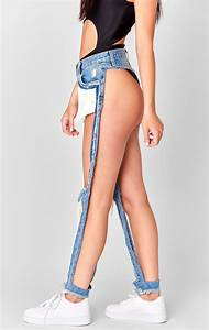 These u2018extreme Cut-out Jeansu2019 Are The Latest Weird Denim ...