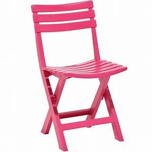 Gifi Chaise De Jardin : ensemble table et chaise de jardin gifi ~ Mglfilm.com Idées de Décoration