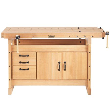 sjobergs woodworking bench sjobergs sjo 66902k woodworking duo workbench and cabinet