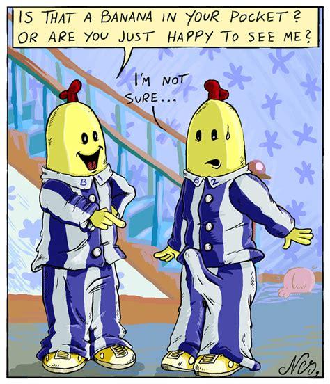 Pyjama Meme - bananas in pajamas meme pictures to pin on pinterest pinsdaddy