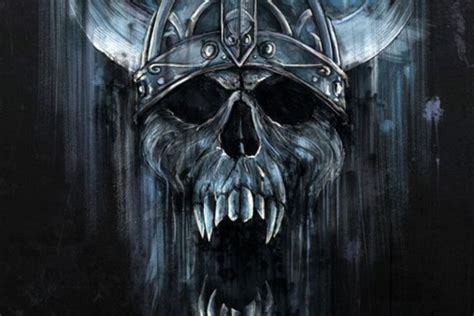 skull wallpaper  android wallpapertag