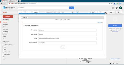 gmail com google docs google gmail integration processmaker