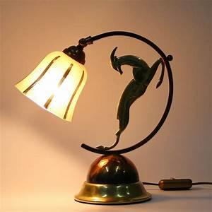 Lampe De Bureau Cuivre : lampe de bureau art d co en laiton en cuivre et en bronze ~ Teatrodelosmanantiales.com Idées de Décoration