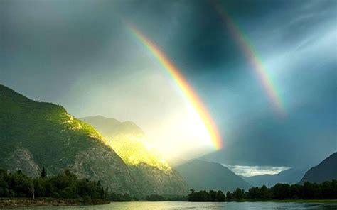 photos les arcs en ciel et mirages c 233 lestes en 22 photos incroyables