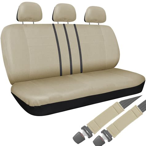 Truck Bench Seat Cover by 60 40 Split Bench Premium Seat Cover Detachable